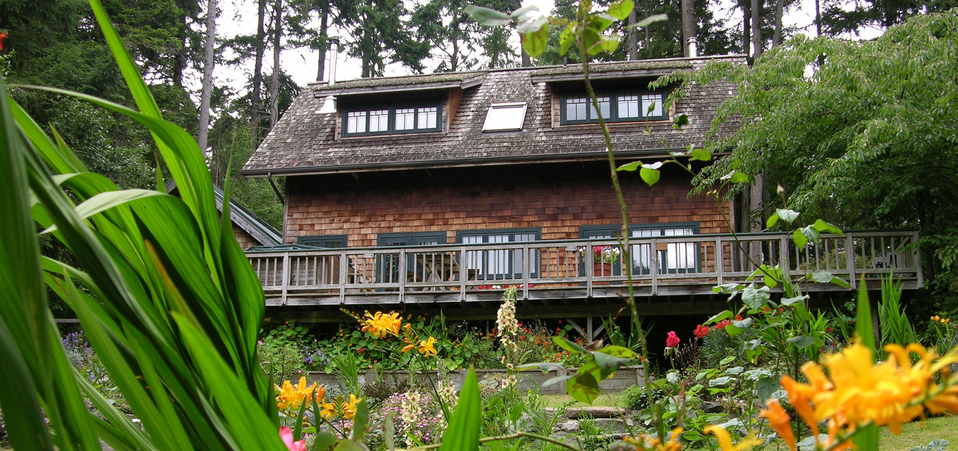Tremendous Garden House On Orcas Island Download Free Architecture Designs Scobabritishbridgeorg